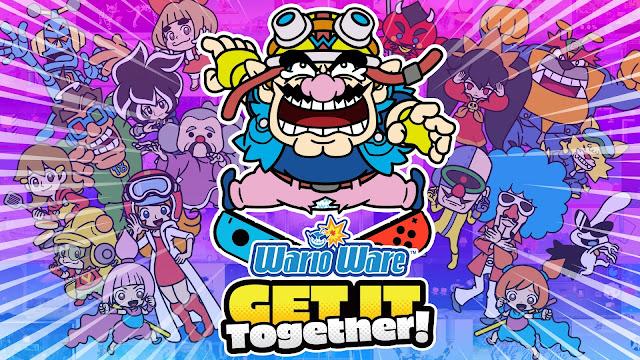 Análise: WarioWare: Get It Together! (Switch) é um espetáculo de criatividade e conteúdo que enlouquece a cada momento