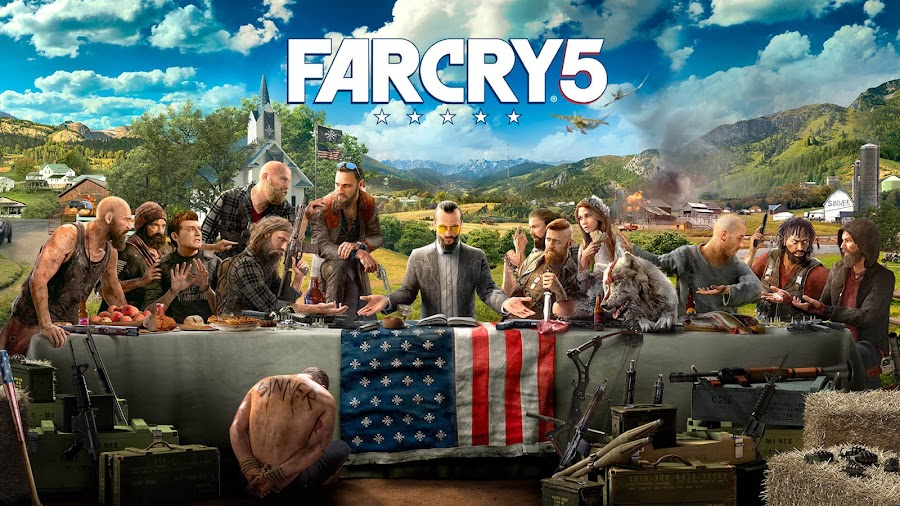 far cry 5 pc gameplay