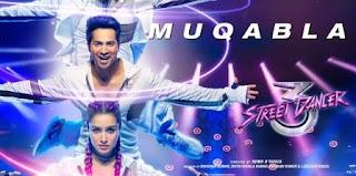 Muqabla Lyrics | Street Dancer 3D Songs Download | Prabhudeva