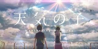 Anime Movie Terbaru Dari Makoto Shinkai 'Tenki no Ko'