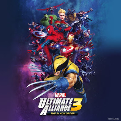 Marvel Ultimate Alliance 3, marvel ultimate alliance, ultimate marvel, gaming, marvel ultimate alliance characters, Avengers, gaming,