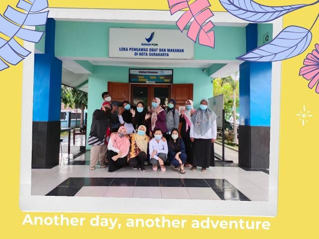 Dari Solo ke Bogor: Mutasi!