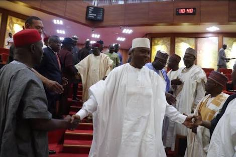 More Senators Threaten To Dump APC...And Here's Why