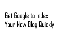 How to Index Your New Blog and Posts In Just 5 Minutes in