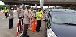 Kapolresta Tangerang,Tindak Tegas Pengendara Yang Tidak Bisa Menunjukkan SIKM Akan Diputarbalikkan
