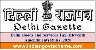 Delhi Goods and Services Tax