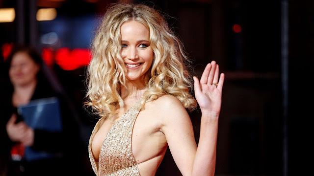 Actriz Jennifer Lawrence