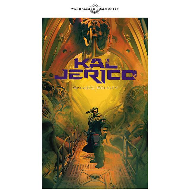 Kal Jericho Sinner's Bounty