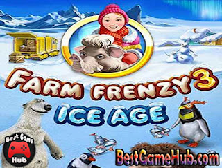 Farm Frenzy 3 Ice Age PC Game Free Download