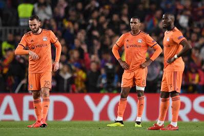 """Tòa bác đơn khiếu nại của Lyon, Ligue 1 """"rung đùi"""""""