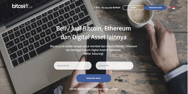 Wallet BCH di Vip.Bitcoin.co.id