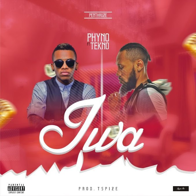 Phyno with Tekno on this new love song, 'Iwa'