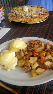 Jethro's Fine Grub Benedict and Gold Rush