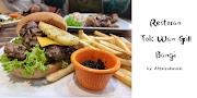 Port Makanan Western @ Tok Wan Grill Bangi