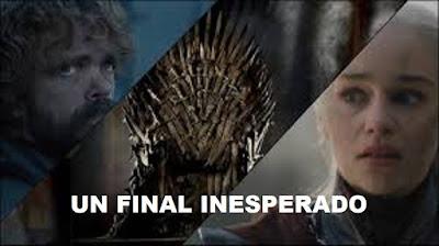 Daenerys y Tyrion en Game of Thrones 8x05 y 8x06