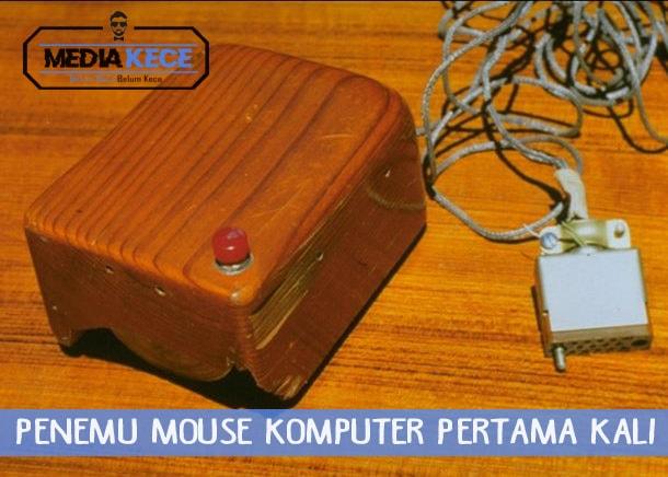 Penemu mouse pertama kali