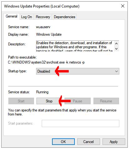 Cara Menonaktifkan Windows Update Automatic di Windows 7 ...