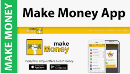 make money app aplikasi penghasil uang dengan menonton iklan