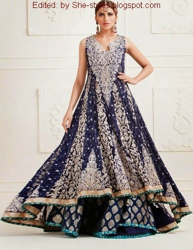 d0da3f770f2 Zainab Chottani Bridal Collection 2015-2016