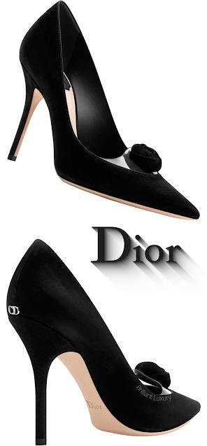Black Dior Pumps #brilliantluxury