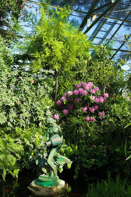 Allan Gardens Park Toronto Water