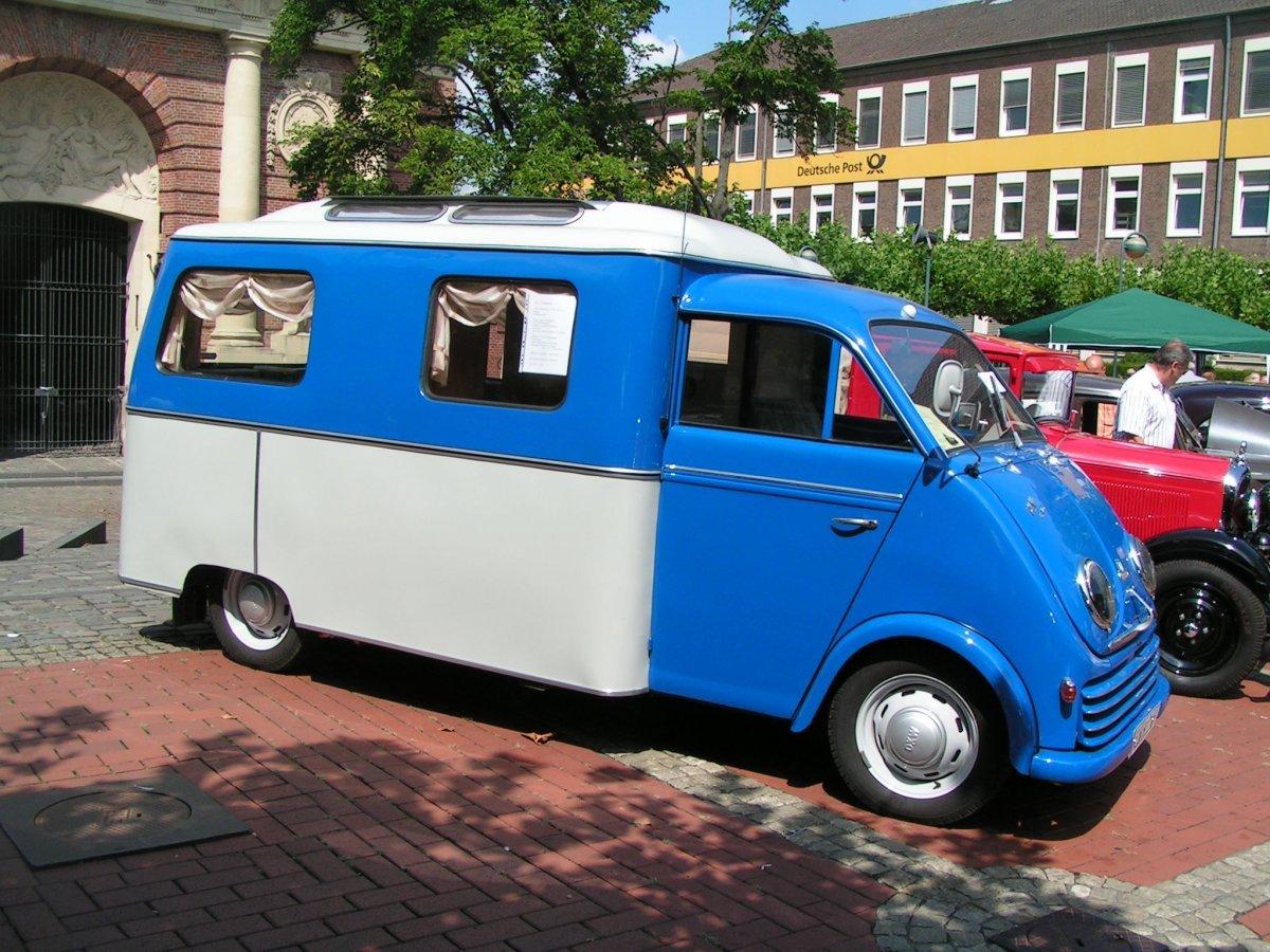 le camping car passe partout camping car insolite sp cial r tro et anciens. Black Bedroom Furniture Sets. Home Design Ideas