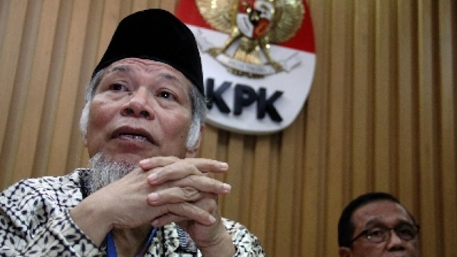 Soal SP3 Kasus BLBI, Abdullah Hehamahua: KPK Sedikit Lagi Meninggal