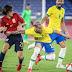 Brasil vence Espanha por 2 a 1 e conquista bi-campeonato