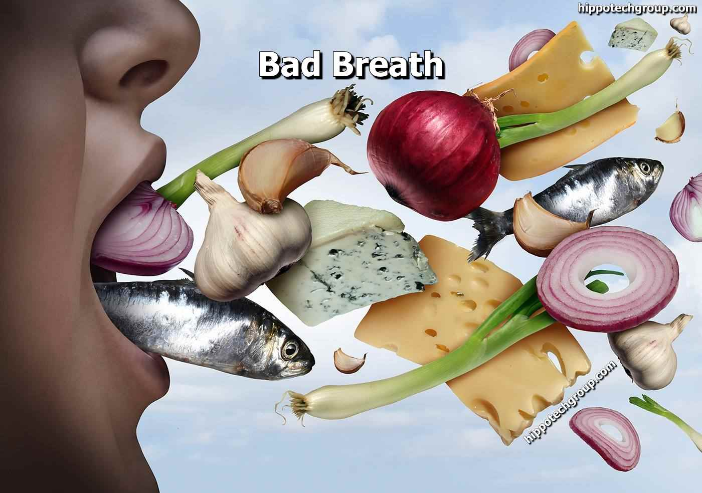 How to get rid of Bad Breath Naturally (Cameroon's Home Made-Remedy)