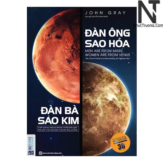 Đàn Ông Sao Hỏa Đàn Bà Sao Kim Ebook PDF/PRC/MOBI/EPUB