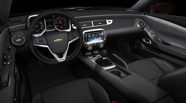2017 Chevrolet Camaro Review Design Release Date Price And Specs