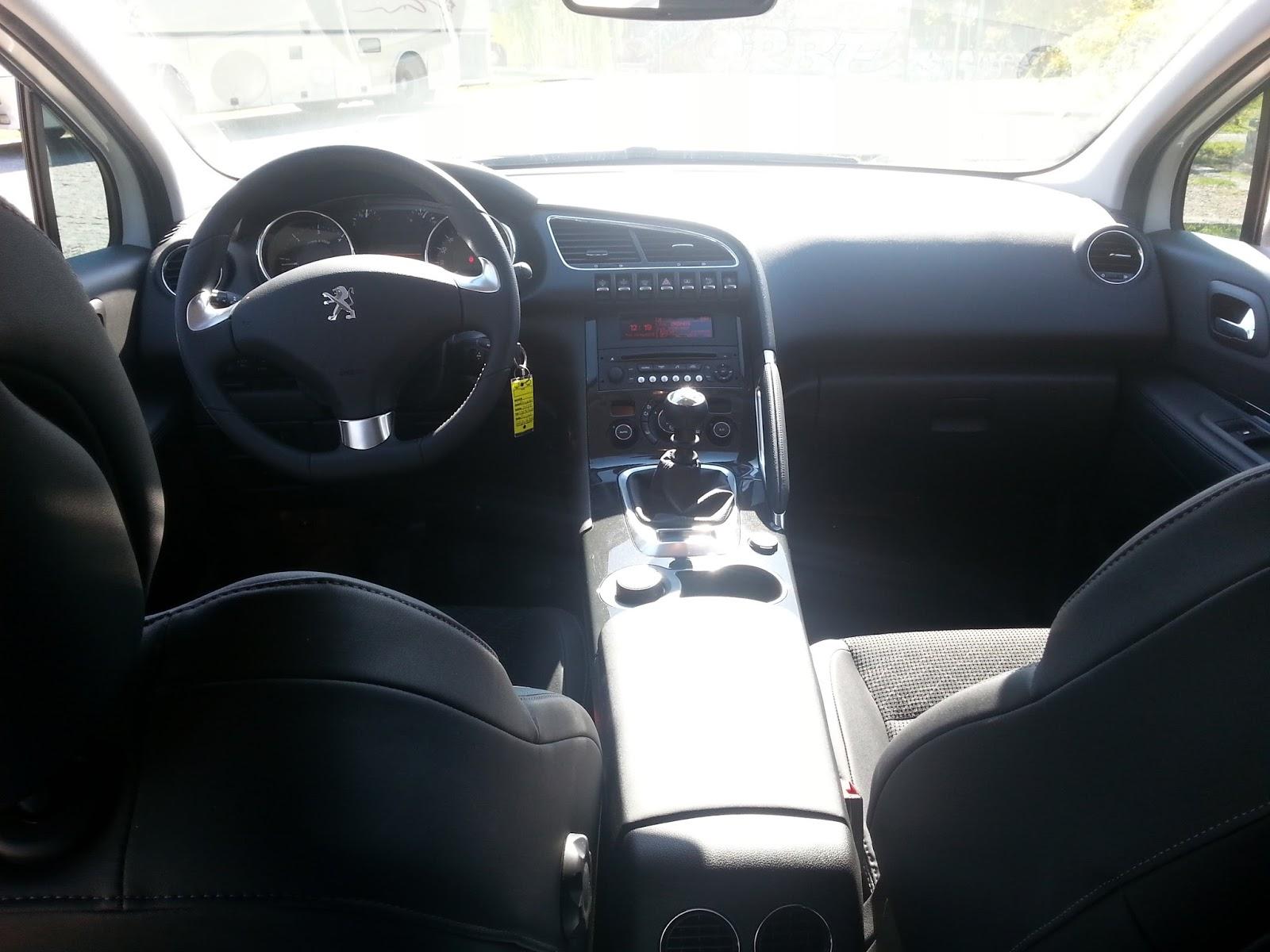 interior Γιατί το Peugeot 3008 είναι σαν τον σούπερμαν