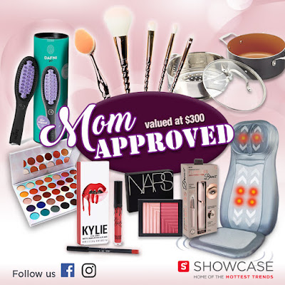 Mom Approved Contest Mega Prize Pack