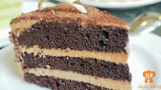 طريقة عمل Nescafe cake /كيكة النسكافية بأكثر من طريقة