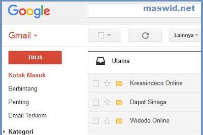 Cara Bikin Email Di Gmail