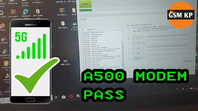 فتح شبكة هاتف  A500F A500FU A500G A500H A500K و الخ ...