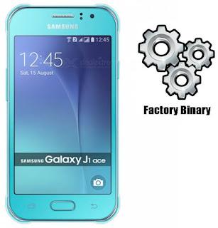 Samsung Galaxy J1 ACE SM-J110G Combination Firmware