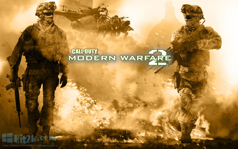 Call of Duty Modern Warfare 2 Fully Repack Full Version
