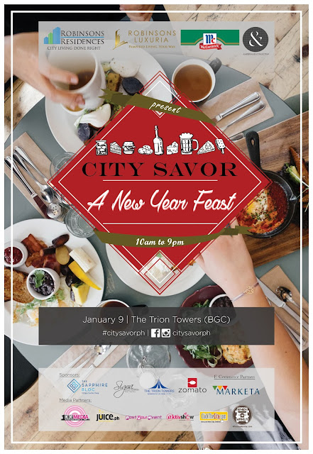 CITY SAVOR: IT'S A NEW YEAR FEAST