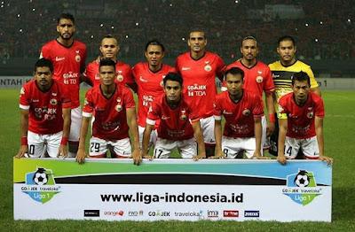 Daftar Nama Skuad Persija Jakarta