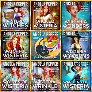 Competition: Win an Angela Pepper Audiobook Library!