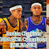 Jordan Clarkson Cyberfaces Pack 5 Versions by AGP2K Gaming PH [FOR 2K21]