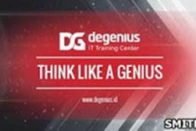 Lowongan Kerja Pekanbaru : Degenius IT Training Center November 2017