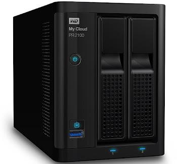 WD My Cloud Pro Series PR2100 4TB