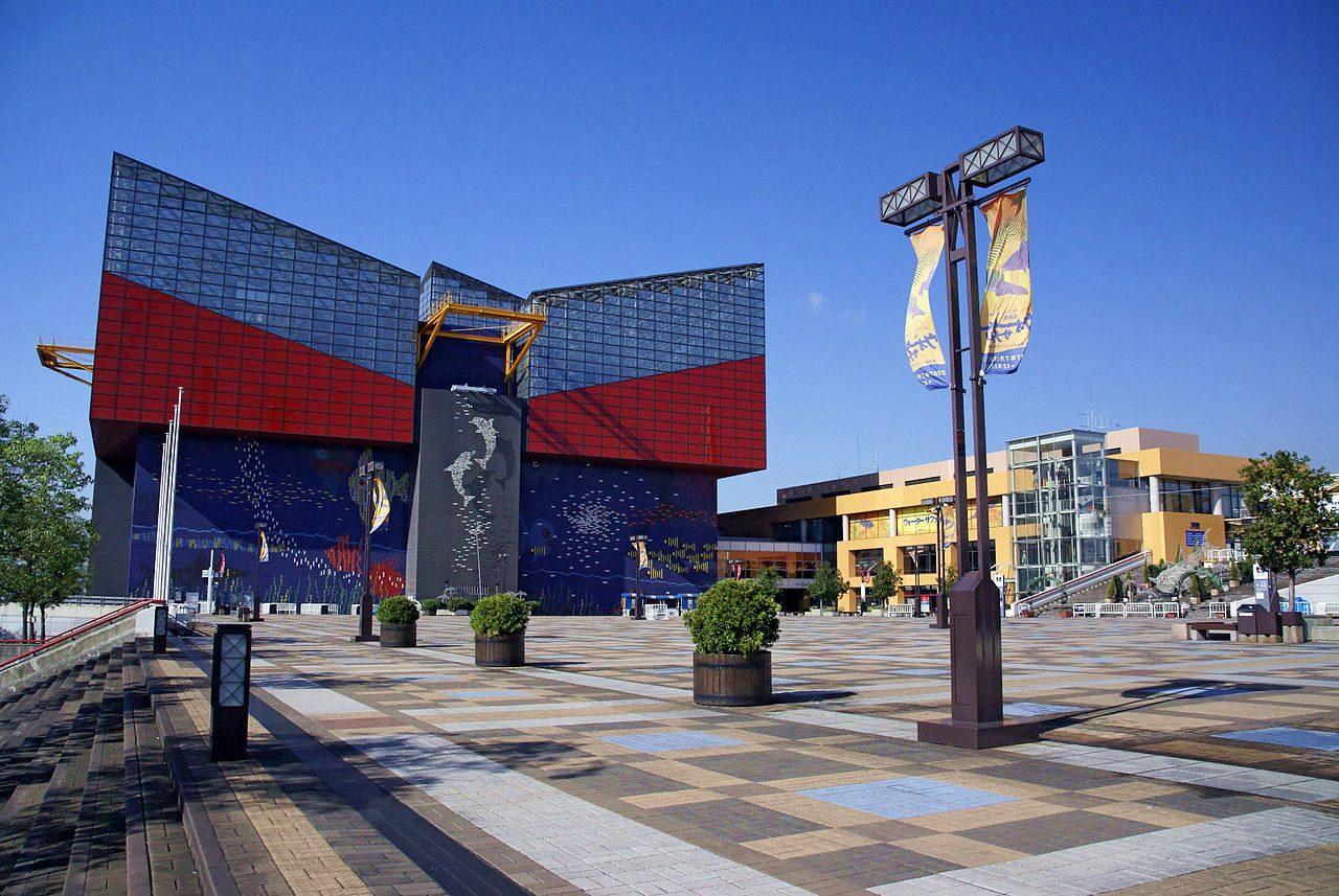 大阪-景點-推薦-海遊館-Aquarium-自由行-必遊-必去-旅遊-觀光-行程-日本-osaka-tourist-attraction-travel