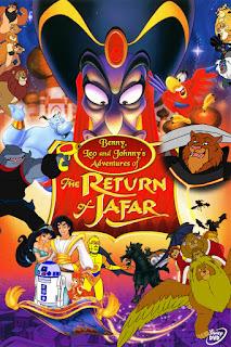 Aladdin 2: Intoarcerea lui Jafar online dublat in romana