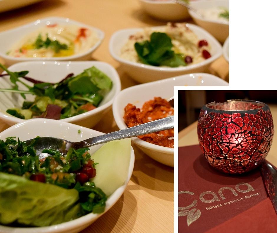 Das Restaurant Cana im Derag Living Hotel Großer Kurfürst