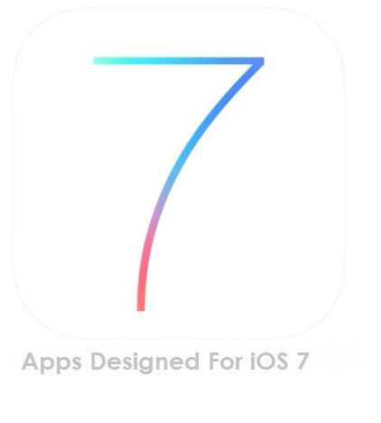 Apps Designed For iOS 7