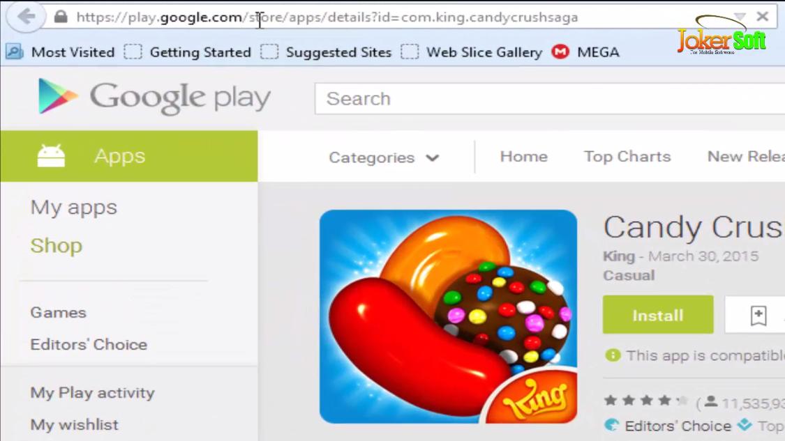 شرح اسهل طريقة لتحميل تطبيقات الاندرويد من متجر Google Play