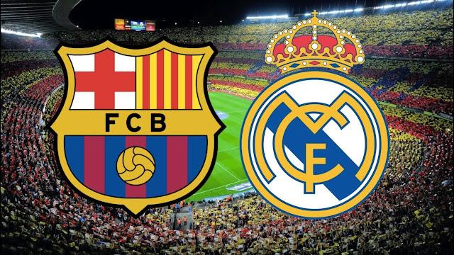 مباراة برشلونه وريال مدريد بث مباشر